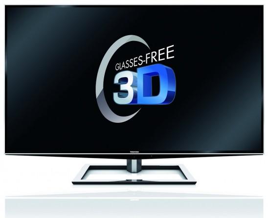 Toshiba TV ZL2, TV ZL2, Toshiba TV 3D