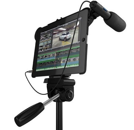 Movie Mount transforma iPad-ul in studio video
