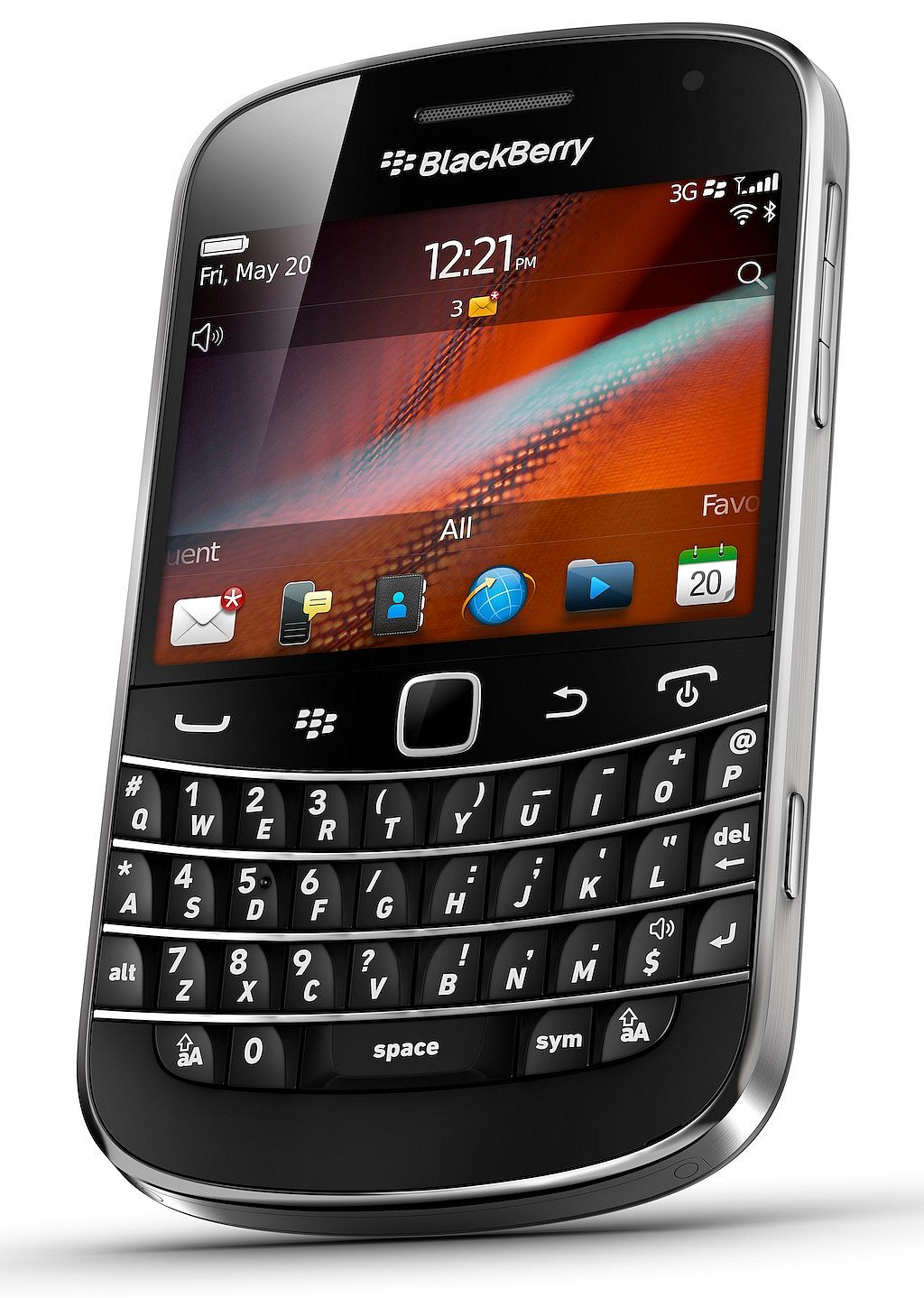 BlackBerry Bold 9900 reinventeaza conceptul de business [REVIEW]