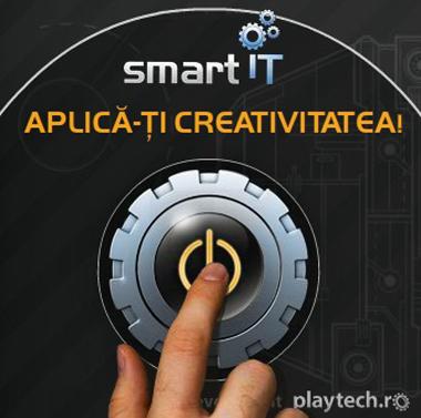 Smart IT, concurs aplicatii, apps contest