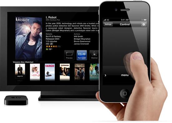 Apple ne mai pregateste ceva: televizoarele iTV