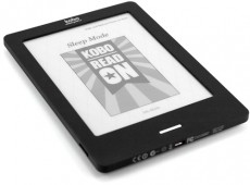 Kobo eReader Touch sleep