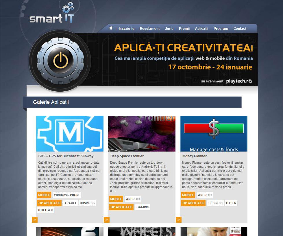 Dezvoltatorii de aplicatii au decis: Smart IT se prelungeste!