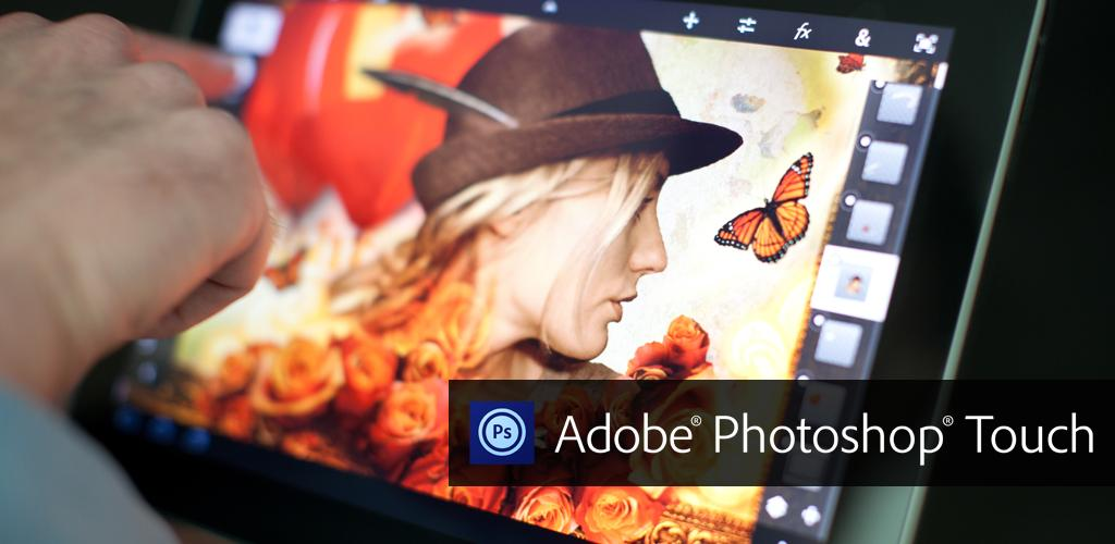 Aplicatiile Adobe Touch disponibile in Android Market