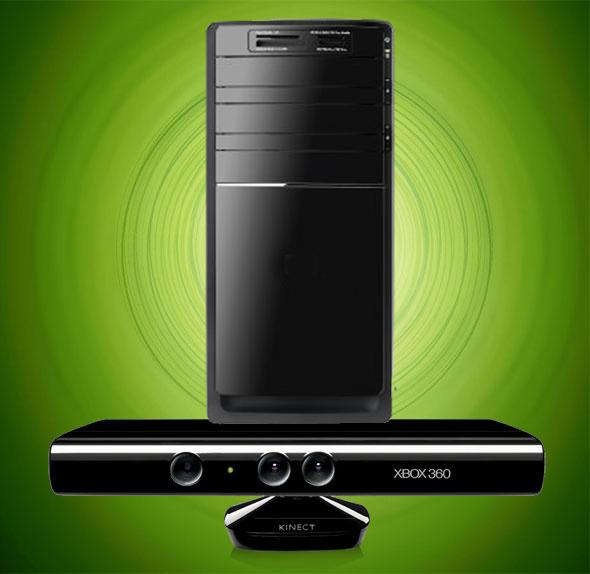 Kinect vine si pe PC
