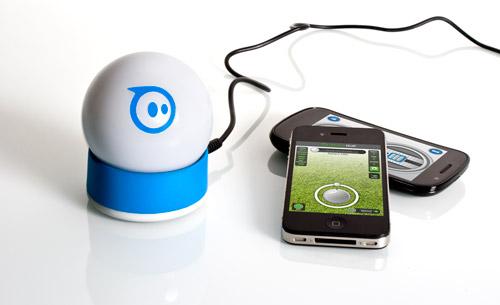 Orbotix, noua jucarie pentru telefon