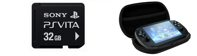 Cardurile de memorie pentru PlayStation Vita vin la preturi premium