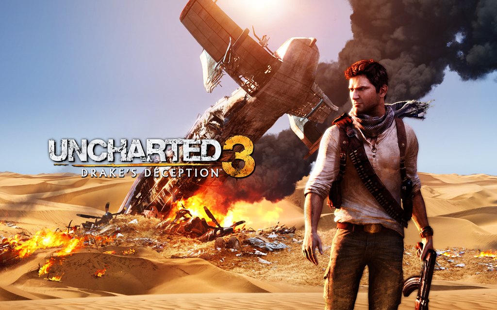 Uncharted 3: Drake's Deception – In cautarea celor o mie de stalpi [REVIEW]