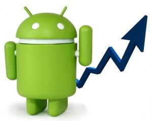 Android-ul creste, creste si nu se mai opreste!