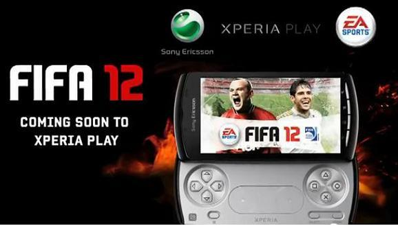 FIFA 12 pe Android in exclusivitate pentru Xperia Play