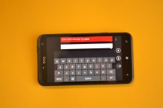 HTC Titan tastatura