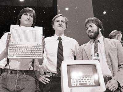 Apple si-a vandut inceputurile… bine