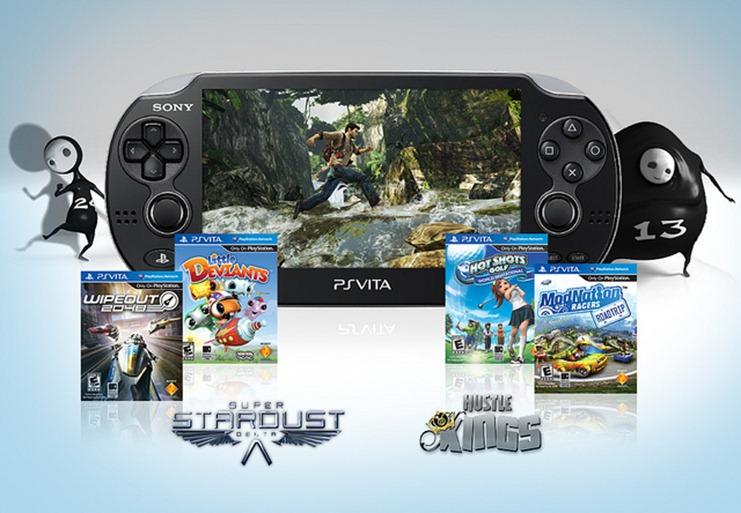 PlayStation Vita – Preturi pentru jocuri si accesorii in Europa