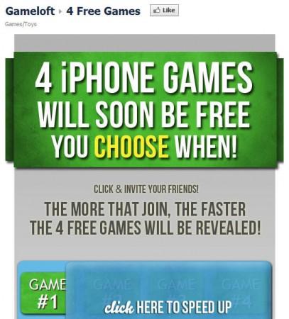 Promotie Gameloft
