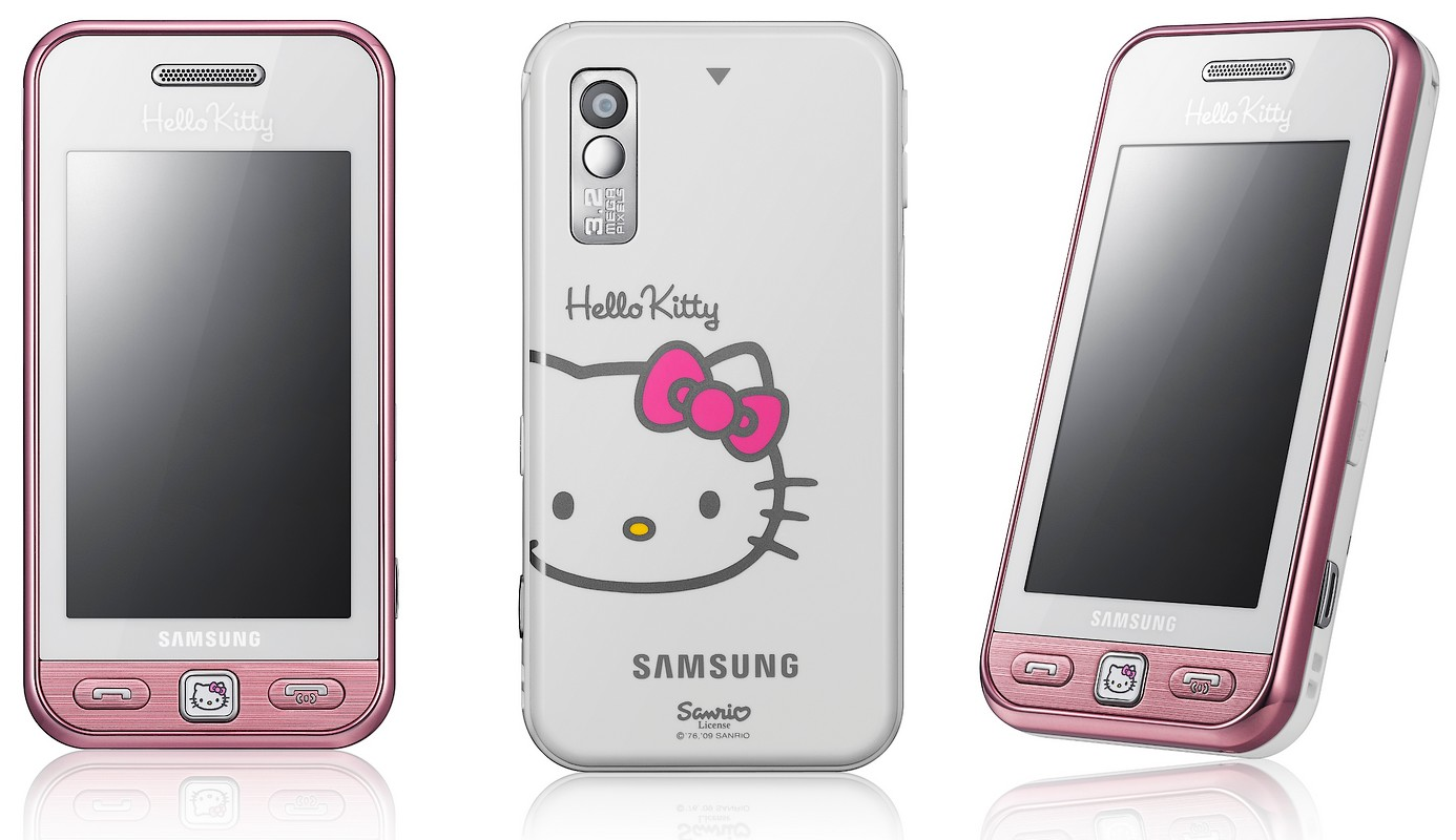 Samsung Star Hello Kitty, Samsung S5230