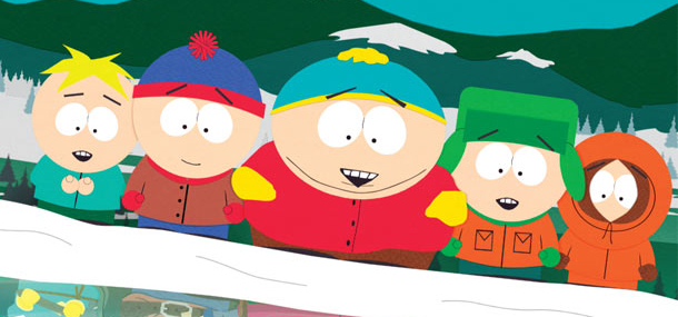 South Park:The Game soseste in 2012
