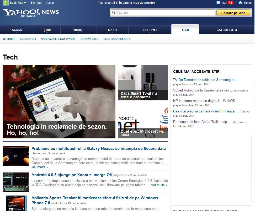 Yahoo insider