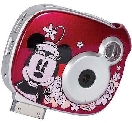 Disney trece pe camere foto-video, le numeste AppClix si le potriveste la iPad