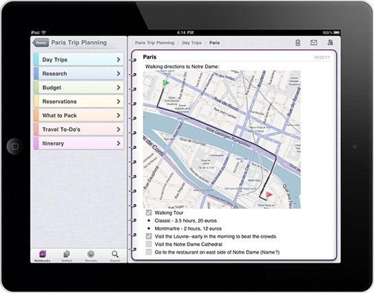 Skydrive si OneNote de la Microsoft se bucura de update pentru iOS