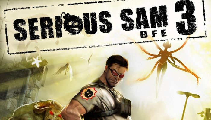 Serious Sam 3: BFE include metode neconventionale de DRM