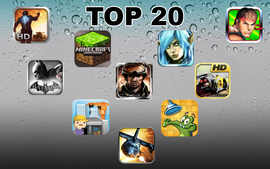 Top 20 Cele mai bune jocuri pentru iOS din 2011 – Partea 1
