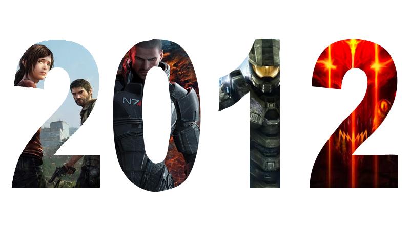 Top 10 Cele mai asteptate jocuri din 2012