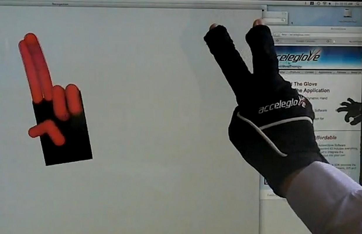 AcceleGlove