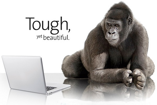 Gorilla Glass, Gorilla Glass Corning, Corning