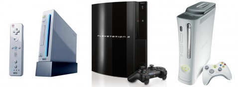 PS3, Wii, Xbox 360