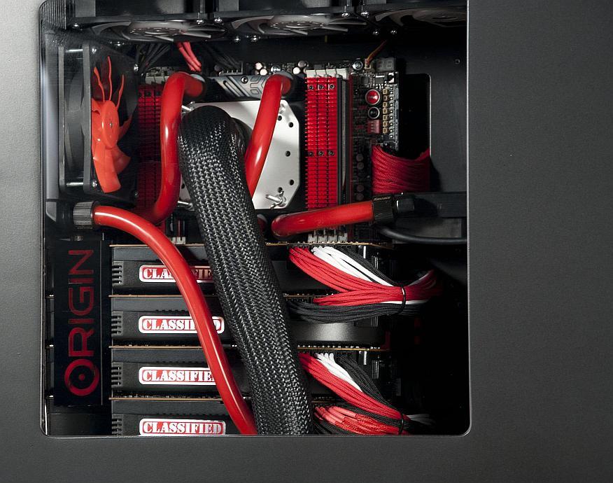 Origin Genesis – Overclocking extrem la 5,7 GHz din fabrica