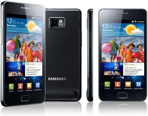 Galaxy S2 si Galaxy Tab, de folosit in companii cu grad sporit de securitate