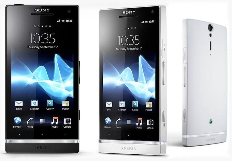 Xperia S si Xperia Ion… Dupa 10 ani, doar Sony