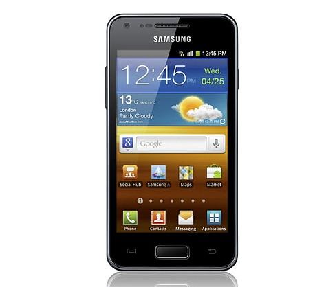 Samsung anunta Galaxy S Advance cu procesor Dual Core