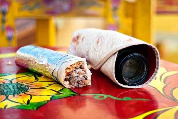 Protejati obiectivele de DSLR ca pe un burrito cu Photorito