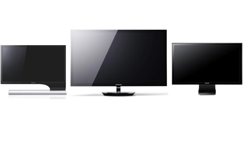 Samsung aduce trei monitoare noi la CES 2012