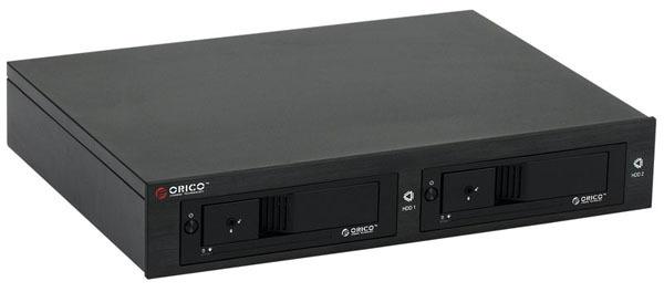 ORICO 7662 – Extra spatiu de stocare pentru media player