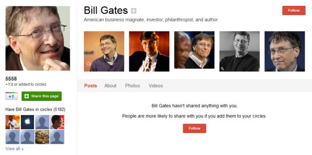 Microsoft neaga sa fi intentat proces impotriva Google+