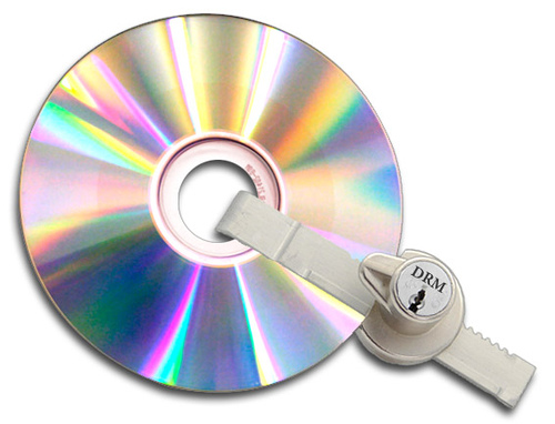 DRM Lock on CD