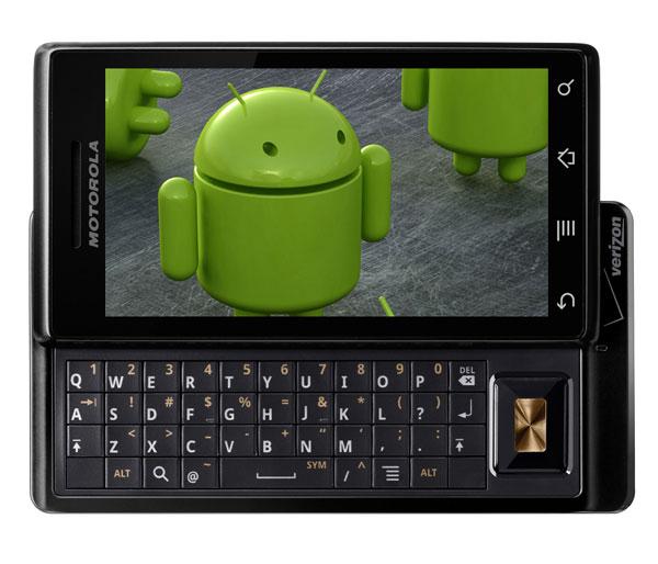 Motorola, in campanie pentru utilizatori business de Android