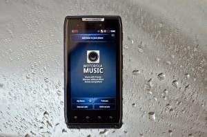 Multimedia Motorola XT910