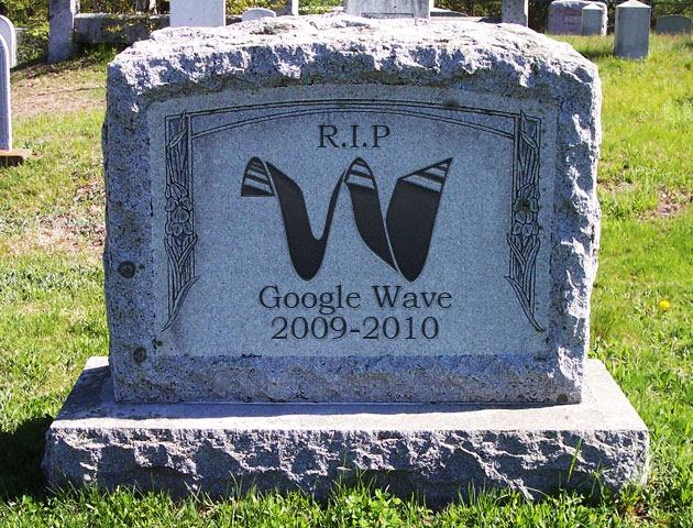 """Google Wave mai are un pic si stinge becul – """"valurile"""" mai sunt bune doar de citit"""
