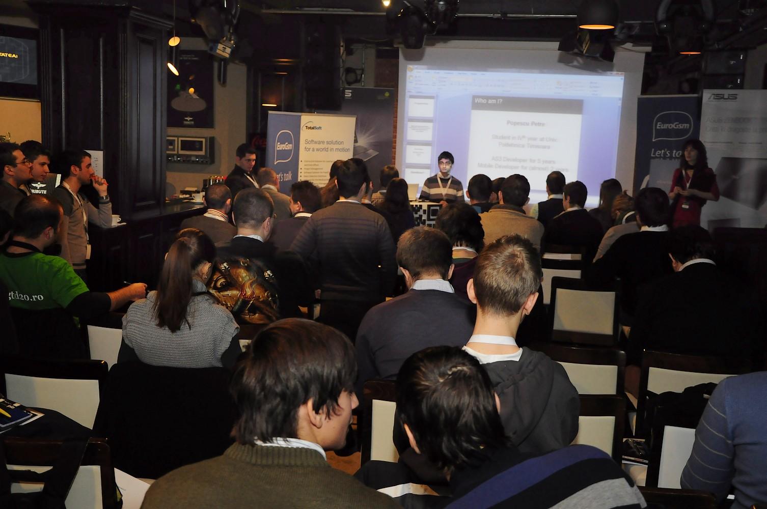 Playtech.ro a finalizat primul concurs de aplicatii independent din Romania