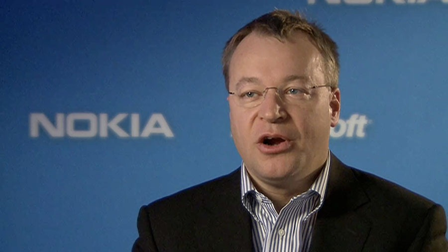 Stephen Elop, in interviu despre Nokia si Windows Phone
