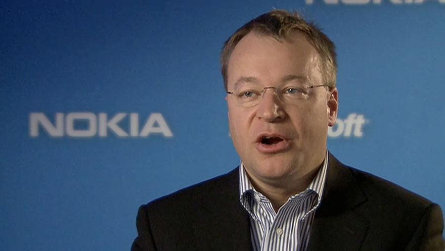 Stephen Elop, in interviu despre Nokia si Windows Phone