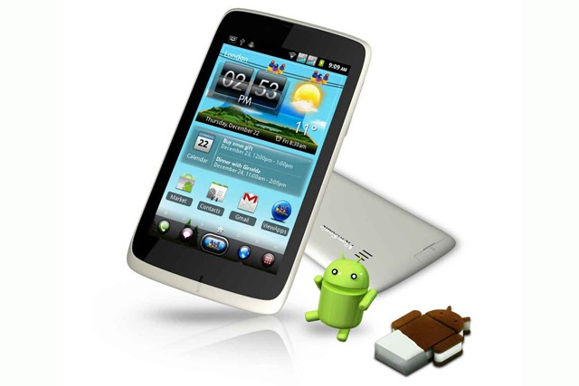 ViewSonic introduce Ice Cream Sandwich in dual SIM-uri