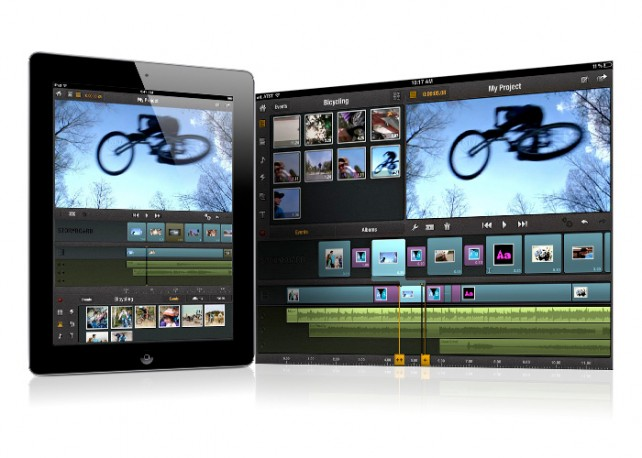 Avid Studio acum si pe iPad