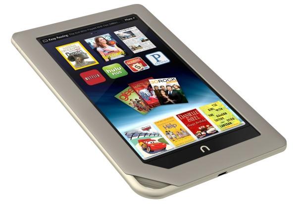 Barnes&Nobles: un Nook Tablet mai nou, mai redus, mai ieftin