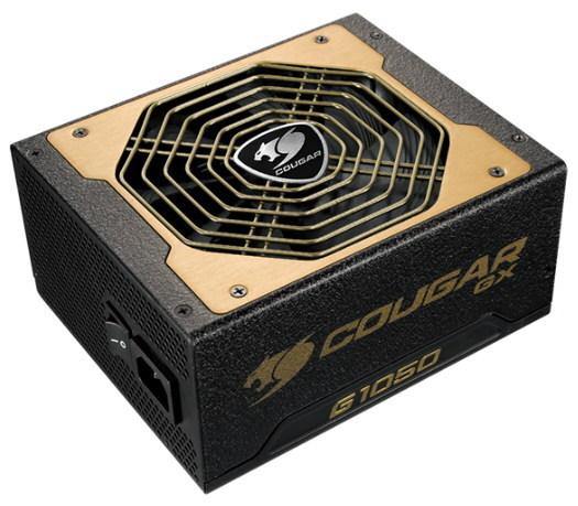COUGAR lanseaza noi surse PC – GX V2