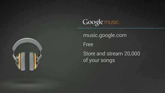 De ce nu se mandreste Google cu performanta Google Music