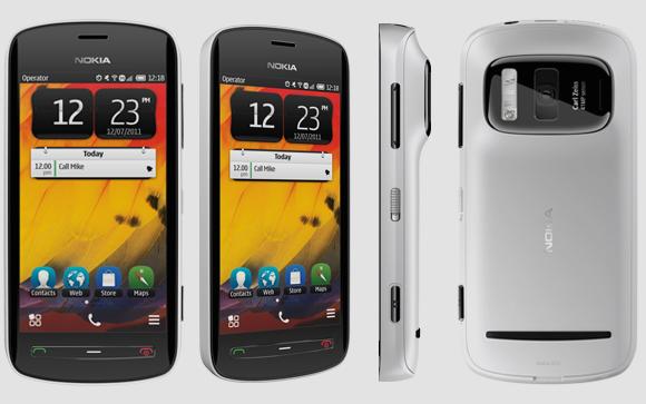 Nokia 808 si ai sai 41 de megapixeli